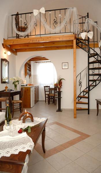 Santorini Firostefani Hotels Santorini Hotel Reverie Apartments in ...