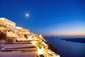3 Days in Santorini - Accommodation, Car & Tickets