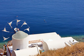 4 Days in Santorini – Accommodation & Car