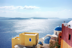 5 Days in Santorini - Accommodation